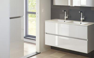 Veilige badkamer wastafelmeubel MAX welzijnswinkel badkamer renovatie Bruynzeel