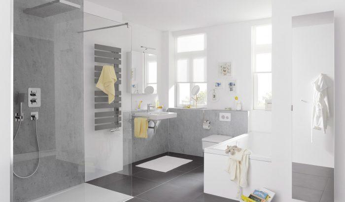Badkamer renovatie in één dag - MAX welzijnswinkel