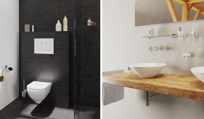 Oude Badkamer Accessoires : Offertevoorjeklus badkamer en toilet renovatie in berkel en
