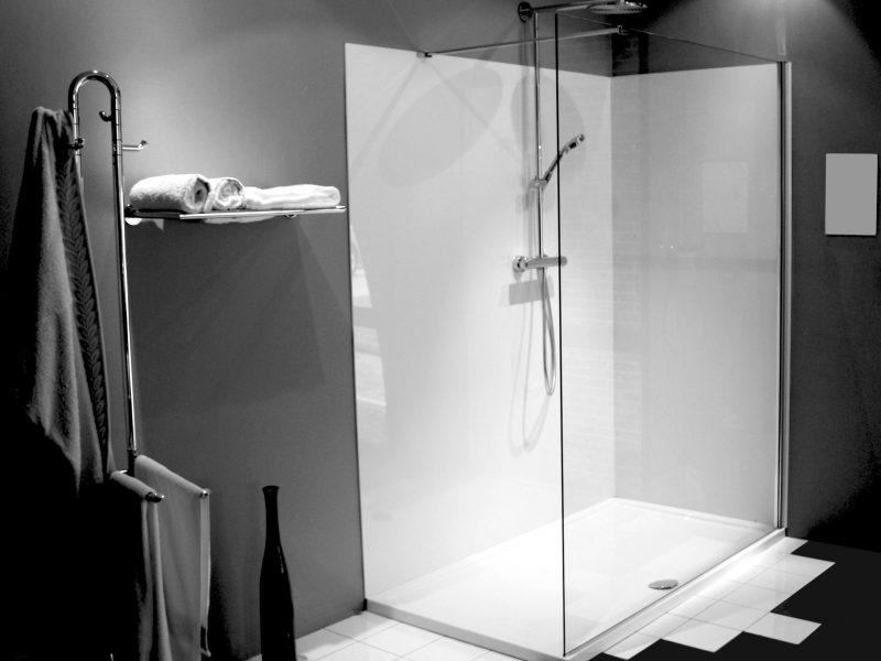 Comfortdouche Georgia van bad naar douche