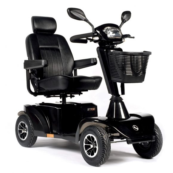 Showroommodel scootmobiel Sterling S700