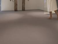 Naadloze badkamer antislipvloer
